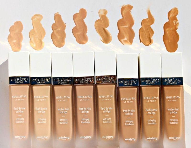 Sisley Sisleya Le Teint Anti-Aging Foundation 30ml 4B