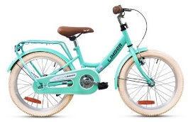 Vaikiškas dviratis Monteria Limber 18 Kids Bike Green 2020