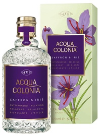 4711 Acqua Colonia Saffron & Iris 170ml EDC Unisex