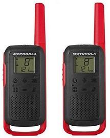 Radijo stotelė Motorola T62 Red