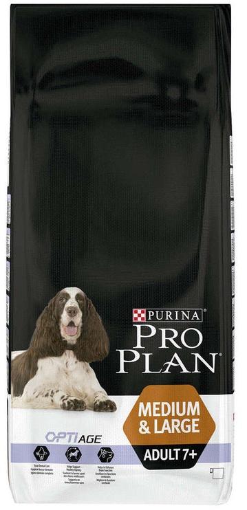 Pro Plan Medium and Large 7 Plus 14kg