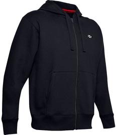 Under Armour Performance Originators Fleece Full Zip Hoodie 1345588-001 Black L