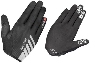 GripGrab Racing Full Gloves Black M