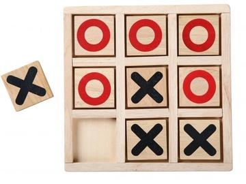 Gerardos Toys Wooden Tic Tac Toe