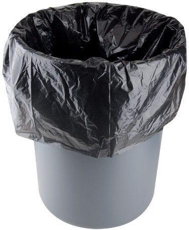 Spino Garbage Bags 33my 100l 10Pcs Black