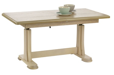 Kafijas galdiņš Halmar Tymon Sonoma Oak, 1640x650x750 mm