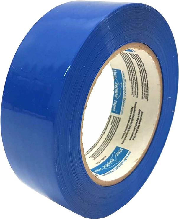 Blue Dolphin Tarp & Stucco Exterior Mask Tape 48mm x 50m