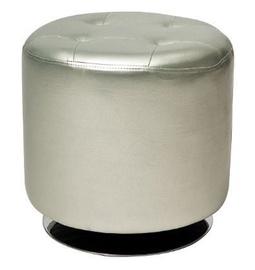 Signal Meble Pouf C-901 Silver