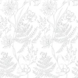 Gultas veļas komplekts Okko Har7319/2, pelēka, 140x200/70x50 cm