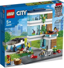 Constructor LEGO City Family House 60291