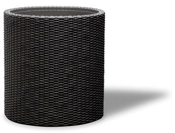 Вазон Keter Planter, серый, 360 мм
