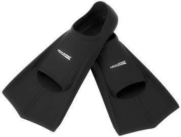 Aqua Speed Training Fins Black 45/46