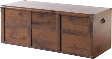 Apavu plaukts Black Red White Indiana Sutter Oak, 1200x490x475 mm