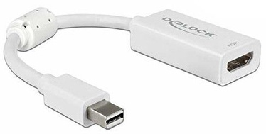 Delock Adapter Mini Displayport 1.4 to HDMI White