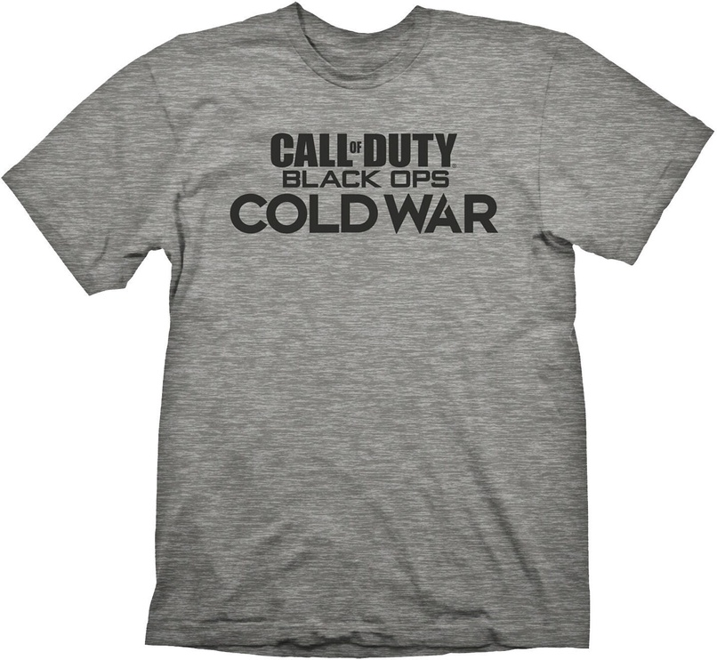 Licenced Call of Duty Cold War T-Shirt Grey M