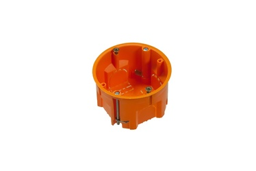 Pawbol A0046P Mounting Box 70x45mm Orange