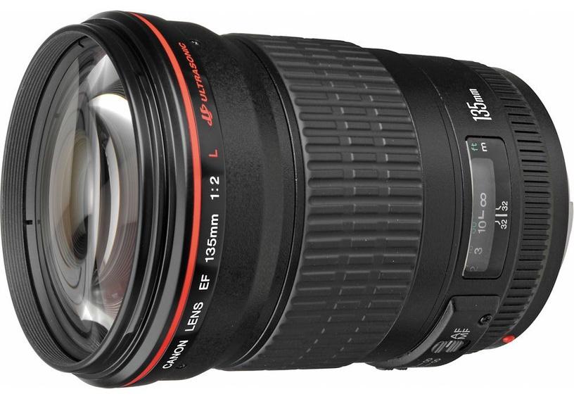 Objektiiv Canon EF 135/2.0 L USM