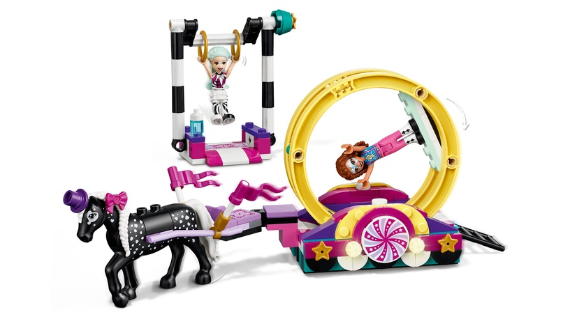 Конструктор LEGO Friends Magical Acrobatics 41686, 223 шт.