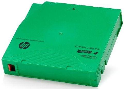 HP LTO-4 Ultrium 1.6 TB RW C7974A