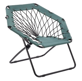 Halmar Widget Folding Garden Chair Green