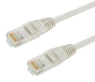 Savio Patch Cable UTP CAT5e 5m Grey