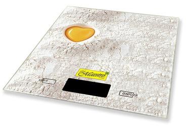 Elektrooniline köögikaal Maestro MR 1803, valge