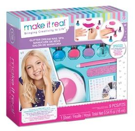 Kosmētikas komplekts Make It Real Manicure salon 2502