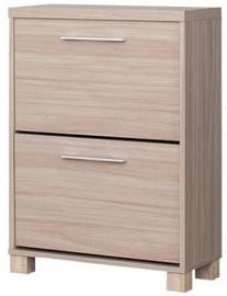 Bodzio Shoe Cabinet Panama PA60 Sonoma Oak
