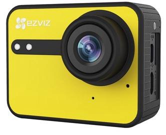 Ezviz S1C Action Camera Yellow