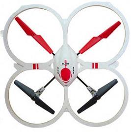 Bezpilota lidaparāts Zinber Quadrocopter Spy 9771B