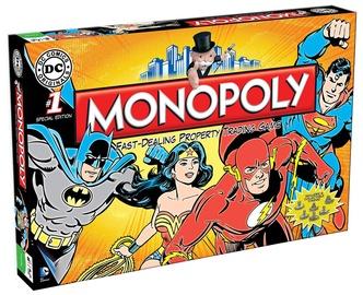 Hasbro Monopoly DC Comics Originals