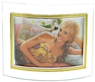 Avatar Photo Frame Glass Golden Bent 15x10cm