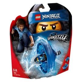 Konstruktorius LEGO Ninjago, Jay – Spinjitzu meistras 70635