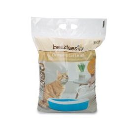Beeztees Clumping Cat Litter Natural 12kg