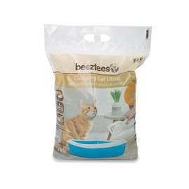 Kačių kraikas, organinis Beeztees, 12 kg