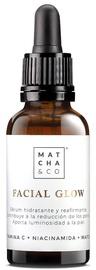 Сыворотка для лица Matcha & Co Facial Glow Serum