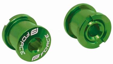 Force Crank Screw 5pcs Green