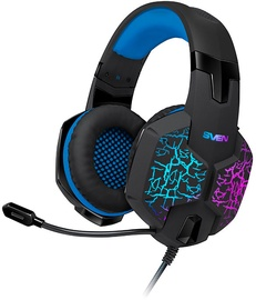 Sven AP-U980MV Over-Ear Gaming Headphones Black