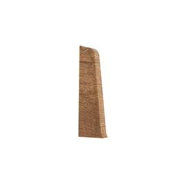 Окончание плинтуса Salag PVC Endings SG7DJ6 Left And Right 75mm 2pcs Brown