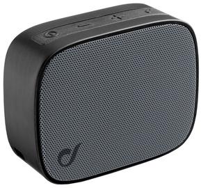 Belaidė kolonėlė Cellular Line Fizzy Bluetooth Mini Speaker Black