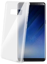 Celly Gelskin Back Case For Samsung Galaxy Note 8 Transparent
