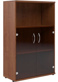 Skyland Imago ST-2.2 Office Shelf 77x120x36.5cm Walnut