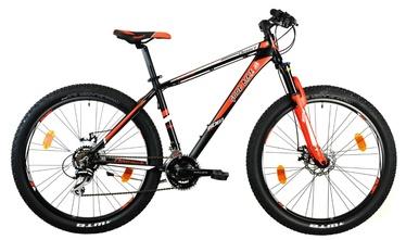 """Dviratis Bottari Good Bike Desert 52cm 27.5"""" Black Red"""