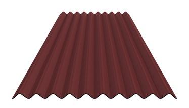 Banguotas bituminis lakštas Guttapral K10, raudona, 2x0.95m