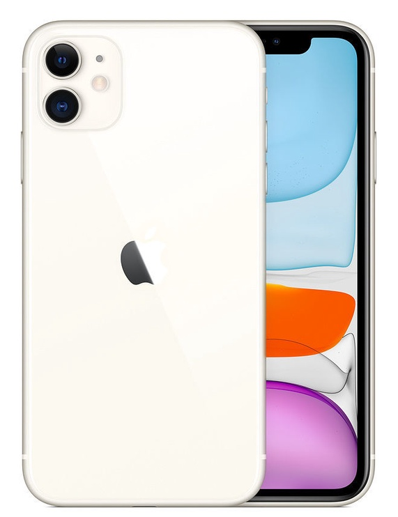 Mobilus telefonas Apple iPhone 11 64GB White
