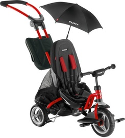 Puky Cat S6 Ceety Tricycle Red 2417