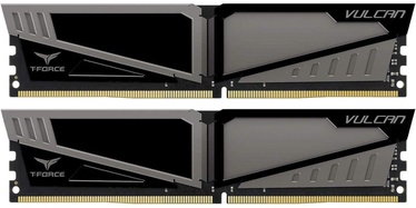 Team Group Vulcan 16GB 2400MHz CL14 DDR4 Black KIT OF 2 TLGD416G2400HC14DC01