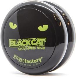 YoYoFactory Black Cat Nasty Nimble Ninja Black