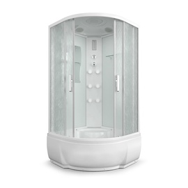 Masažinė dušo kabina Erlit ER5709TP-C33, 90x90x215 cm