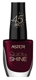 Astor Quick & Shine Nail Polish 8ml 302